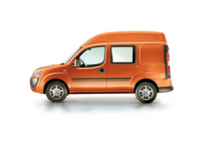 Fiat Dobló Cargo 1.6 Natural Power 16v (CNG/benzín) 3,8m3